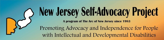 ARC Self Advocacy Project banner